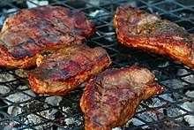 BBQ in Glencoe
