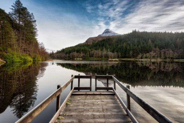 The Lochan Glencoe Scotland
