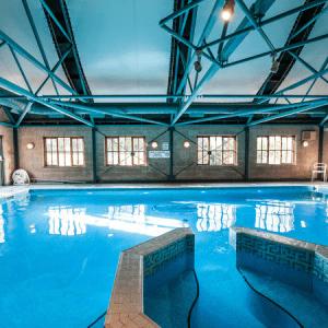Swim with Woodlands Glencoe
